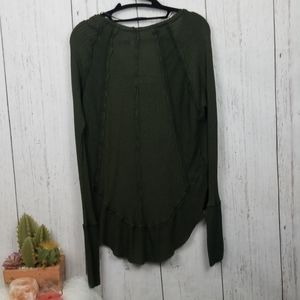 Free People Tops - Free People catalina thermal top XS
